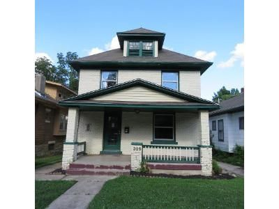 4 Bed 2 Bath Foreclosure Property in Kansas City, KS 66102 - N 14th St