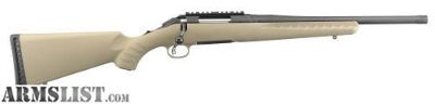 """For Sale: NEW RUGER AMERICAN RANCH 300BLK FDE 16"""" TB"""