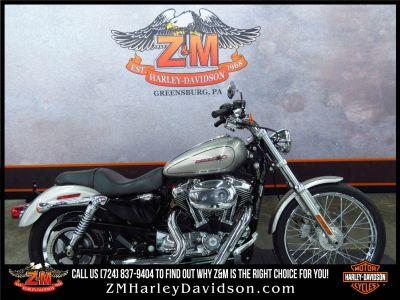 2008 Harley-Davidson Sportster 1200 Custom Sport Motorcycles Greensburg, PA