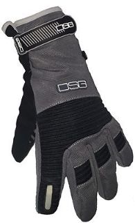 Find Divas Snowgear Versa 2016 Womens Snowmobile Gloves Charcoal Gray/Silver motorcycle in Holland, Michigan, United States, for US $61.65