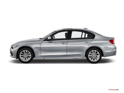 2018 BMW 3-Series 320XI (Glacier Silver Metallic)