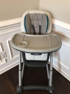 Graco Duo Diner 3 in 1 high chair