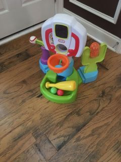 Multi gym for baby