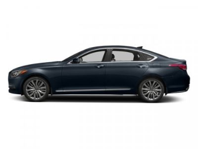 2017 Hyundai Genesis 5.0L (Patagonia Blue Metallic)