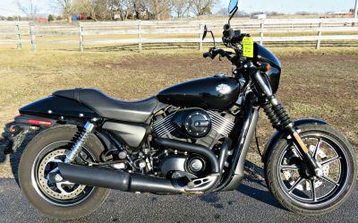 2016 Harley-Davidson Street 750 Cruiser Motorcycles Marengo, IL