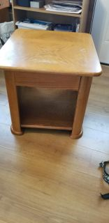 Side and coffee table