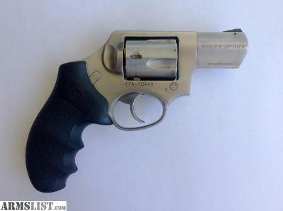 For Sale/Trade: Ruger 357 magnum hammerless