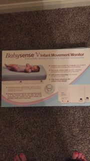 Babysense movement monitors