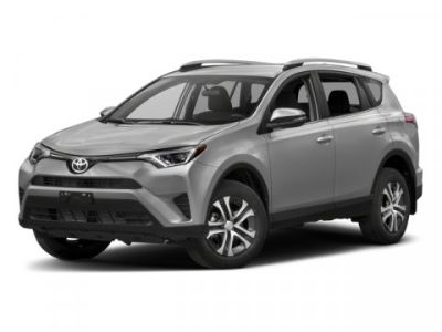 2017 Toyota RAV4 LE (Barcelona Red Metallic)