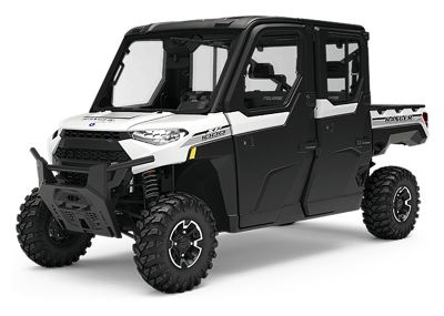 2019 Polaris RANGER CREW XP 1000 EPS NorthStar Edition Ride Command Utility SxS Paso Robles, CA