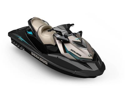 2016 Sea-Doo GTI Limited 155 3 Person Watercraft Woodinville, WA