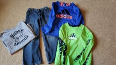 Boys size 6 lot of 4 pieces
