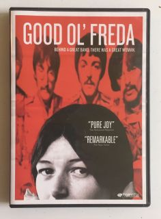 Good Ol Freda DVD The Beatles