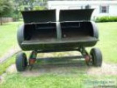 BBQ Smoker on Trailer - Price .