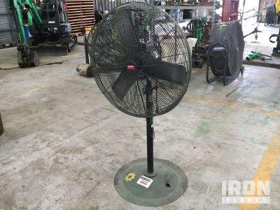 """Dayton 1RWB5B 30"""" Fan"""
