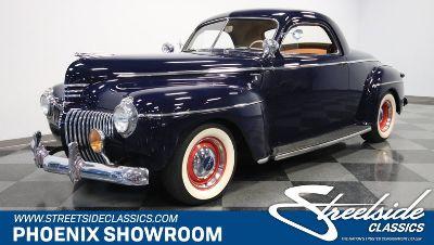 1941 DeSoto Custom Business Coupe