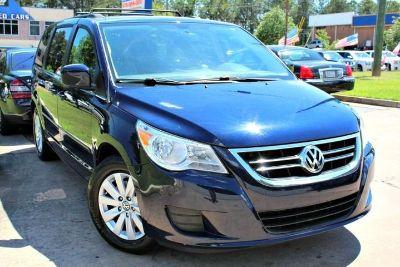2012 Volkswagen Routan SEL (Blue,Dark)