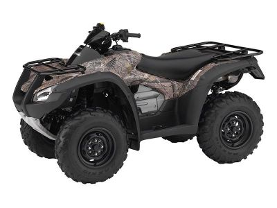 2016 Honda FourTrax Rincon Utility ATVs Arlington, TX