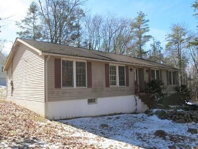 4 Bed 2 Bath Foreclosure Property in Montague, NJ 07827 - Wagon Wheel Rd