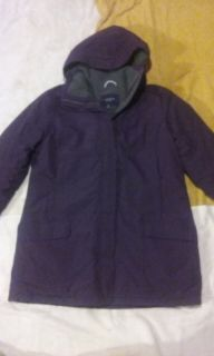Like new Lands' End (The Squall) Woman's (Large 14-16) Jacket with removable hood