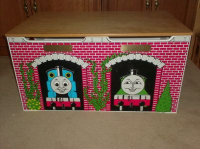 Thomas the Train Storage Box