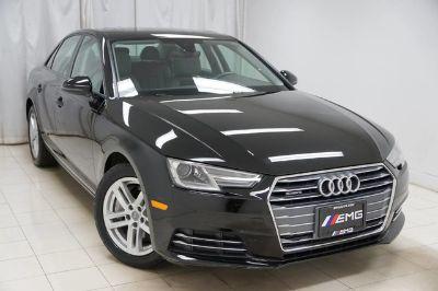 2017 Audi A4 (Brilliant Black)