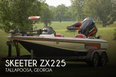 2005 Skeeter ZX225