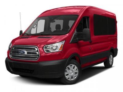 2017 Ford Transit Wagon XL (Oxford White)