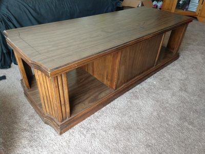 Your New Dorm Room Furniture! Coffee Table