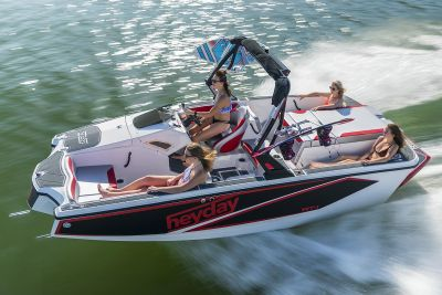 2018 Heyday WT-1 SC Ski/Wakeboard Boats Rapid City, SD