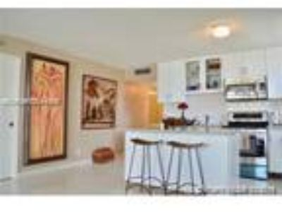 Real Estate Rental - One BR Two BA Apartment