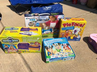 Children s Games and Activities