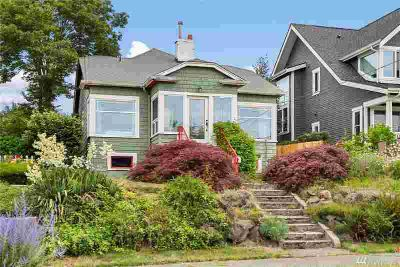 3232 NW 62nd St Seattle Three BR, Wonderful classic craftsman