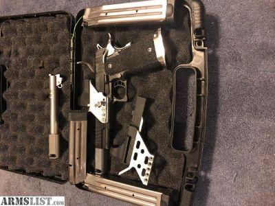 For Sale: STI Trubor Open Custom 9mm/.38 Super