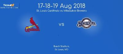 St. Louis Cardinals vs. Milwaukee Brewers at St. Louis-Tixtm.com