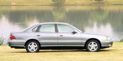 1999 Toyota Avalon XLS (Green)