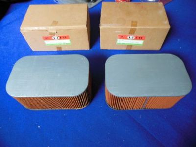 Buy NORS PE Air Filters (2) 1971-72 Honda 600 Sedan 17222-568-004 motorcycle in North Haven, Connecticut, United States