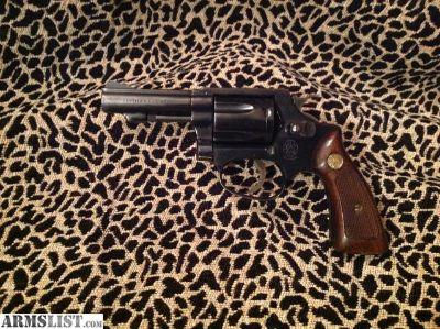 For Sale/Trade: S&W Model 36-1 Revolver