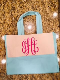 Personalized tote Great Christmas Present!!