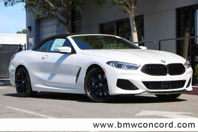 New 2019 BMW 8 Series Convertible