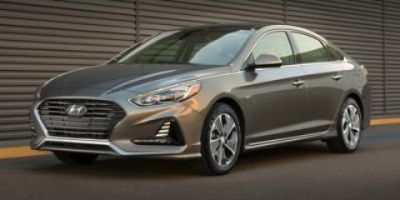 2018 Hyundai Sonata Hybrid SE (Metropolis Gray)