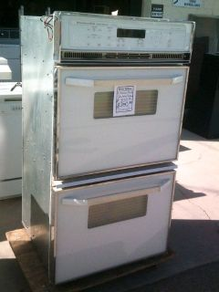 Oven, double electric, Kitchenaid