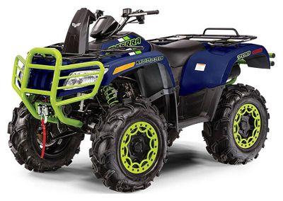 2019 Textron Off Road Alterra MudPro 700 LTD Sport-Utility ATVs La Marque, TX