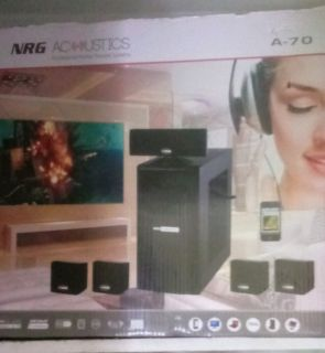 Nrg home theater