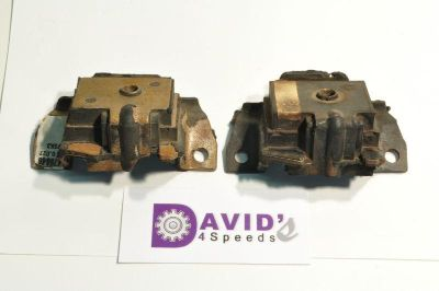 Purchase GTO Motor Mounts 478846 Factory Original NOS motorcycle in Milwaukee, Wisconsin, US, for US $150.00