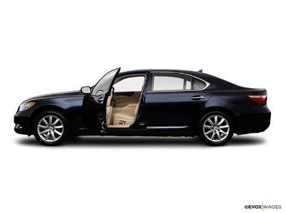 2009 Lexus LS 460 Base (BLUE)