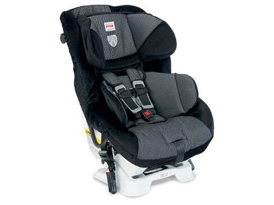 (2) BRITAX BOULEVARD CAR SEATS