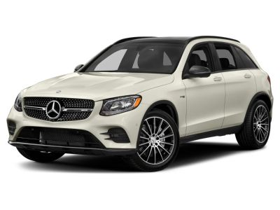2018 Mercedes-Benz GLC GLC 43 AMG (Black)