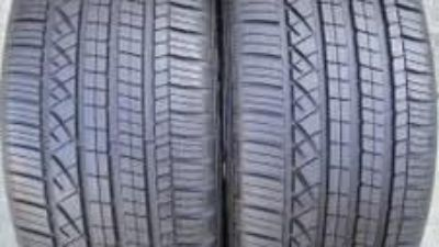 Find 2)235/45/20 DUNLOP GRANDTREK TOURING A/S USED TIRES 2354520 motorcycle in Pacoima, California, US, for US $290.00