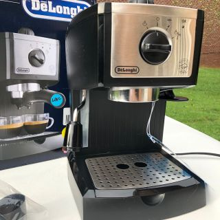 New DeLonghi High Pressure espresso maker